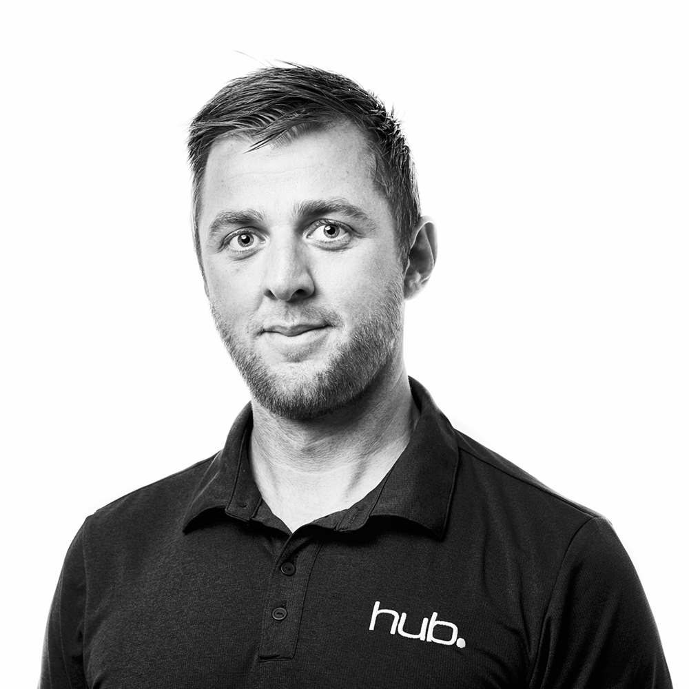 Shane Rutherford, Personal Trainer in Clapham London, Head of Fitness at Hub Health and Performance