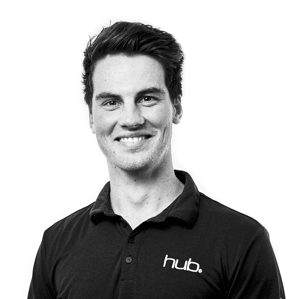 James Shanahan, osteopath in Clapham London, osteopath at Hub Health and Performance
