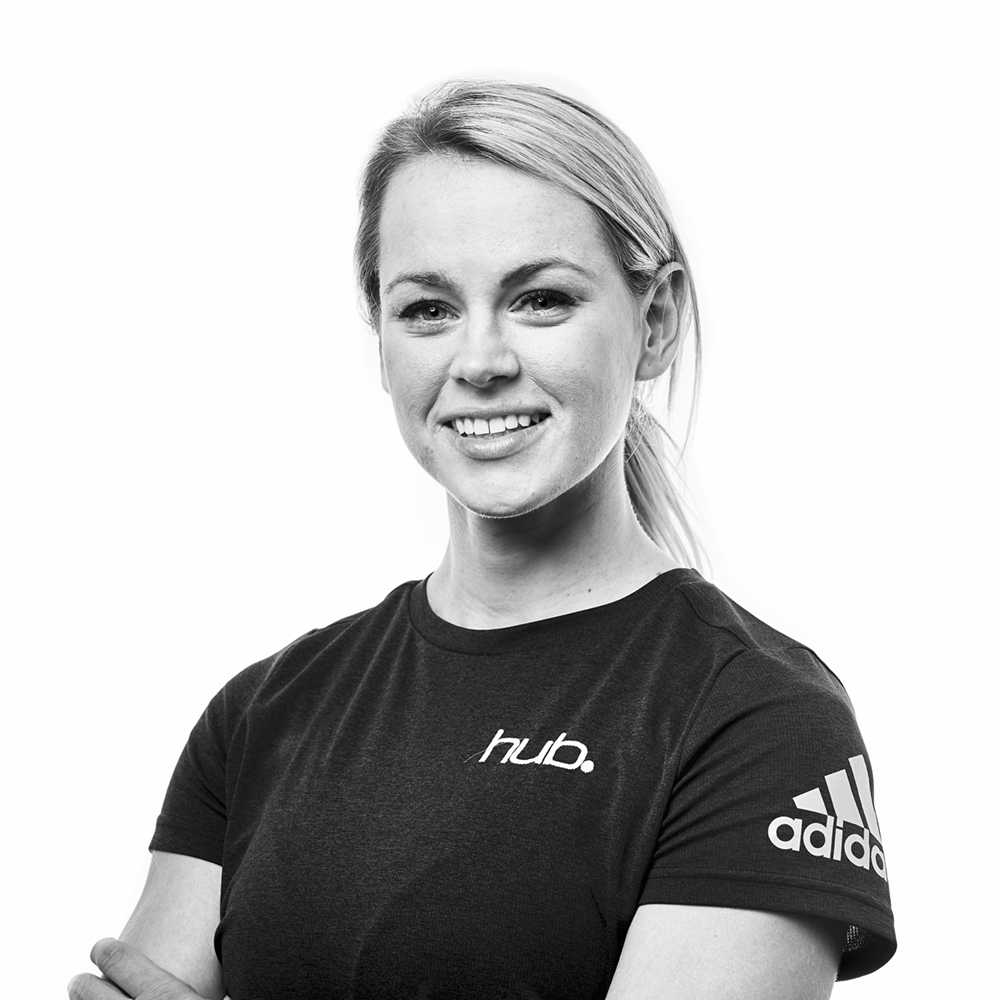 Caitlin Perrett, osteopath in Clapham London, osteopath at Hub Health and Performance