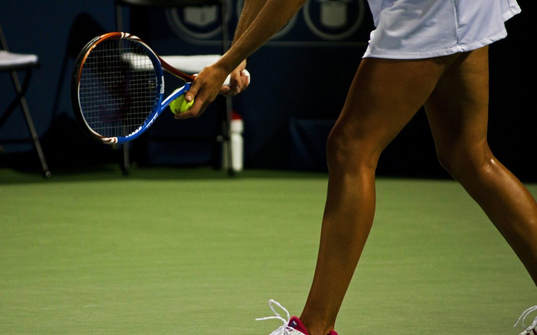 From backhand to back pain: how to avoid injuring your back this tennis season